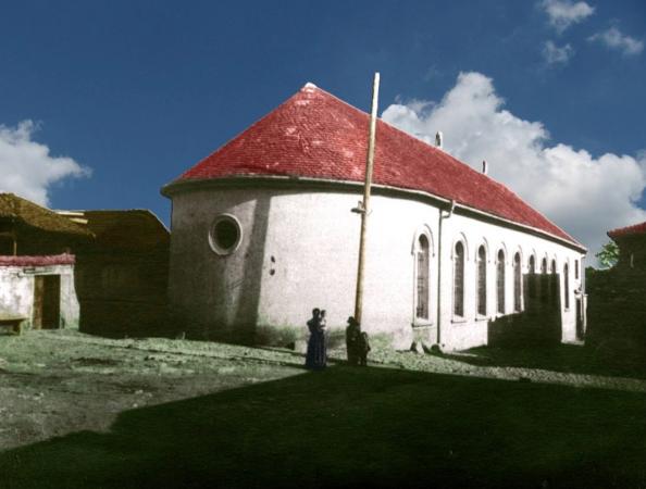 Stara sinagoga na Dorcolu, Kal Viezo.jpg