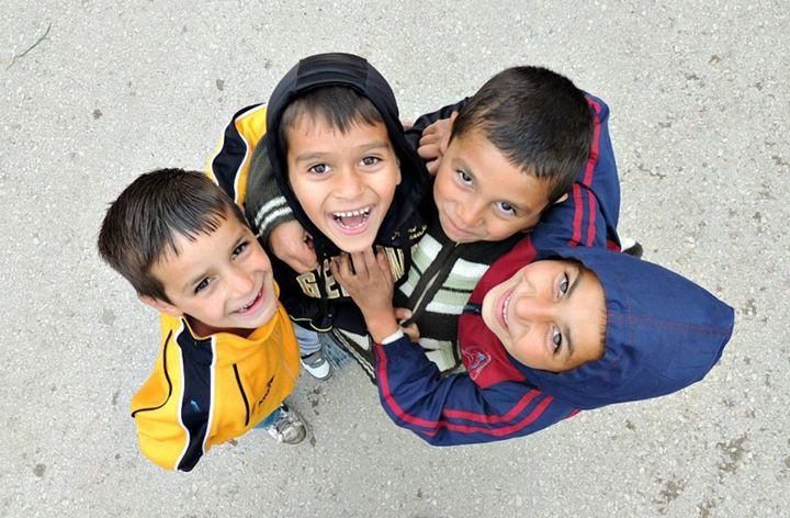 romska deca